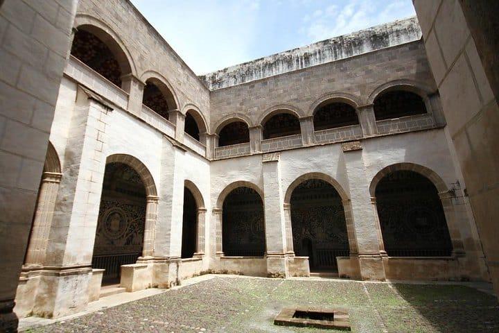 ex convento malinalco