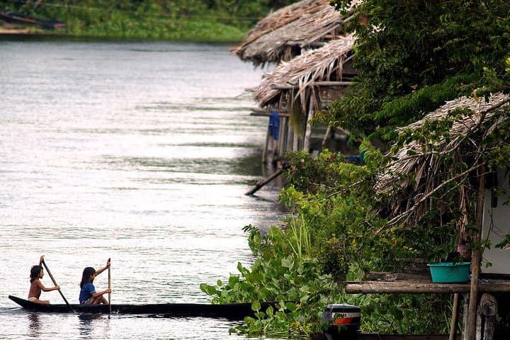 Áreas naturales en Veracruz