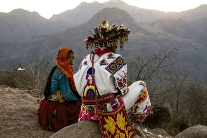 Cultura Huichol. Foto udgtv.