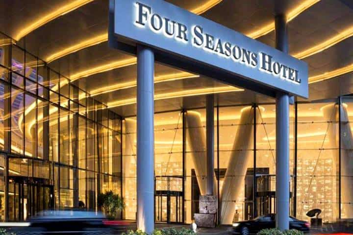 Hoteles Four Seasons. Foto Kuaibao