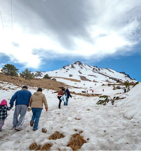 Video del Nevado de Toluca. Foto Aventura Vertical.