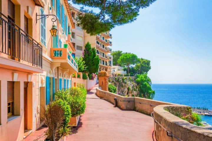 Montecarlo Turismo de lujo en Mónaco. Foto Azamara.