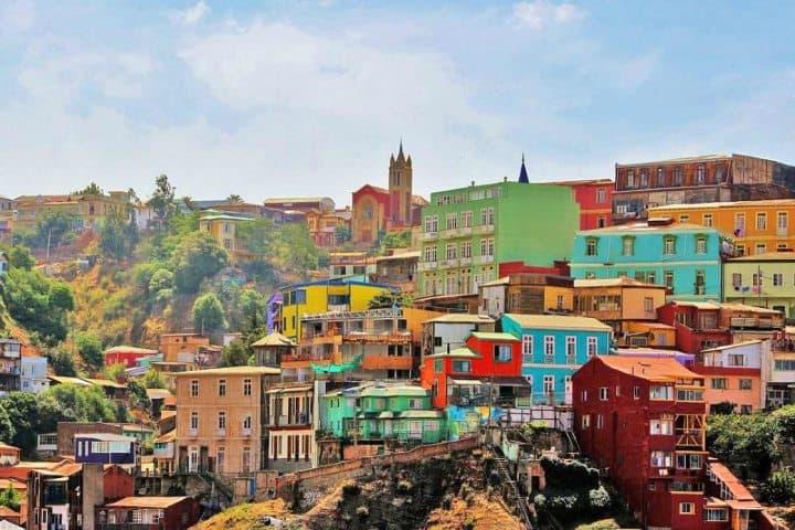 Valparaíso Chile. Foto: Stingy nomands.