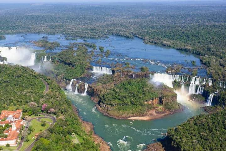 Vive Iguazú en Argentina. Foto Buena Vibra.