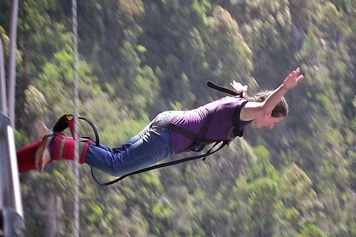 Bungee jump. Foto: eternite.photo