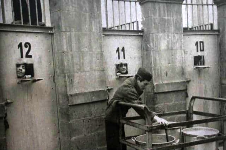 Cárcel de Lecumberri. Foto Archivo
