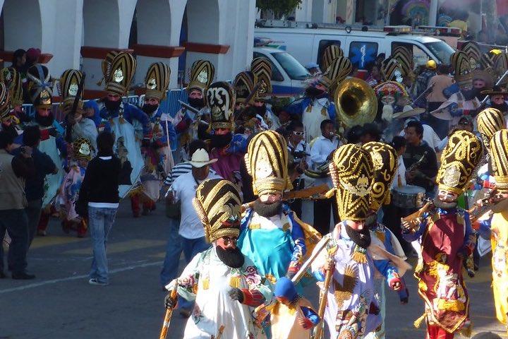 Carnaval en Huejotzingo. Foto: Shane_R