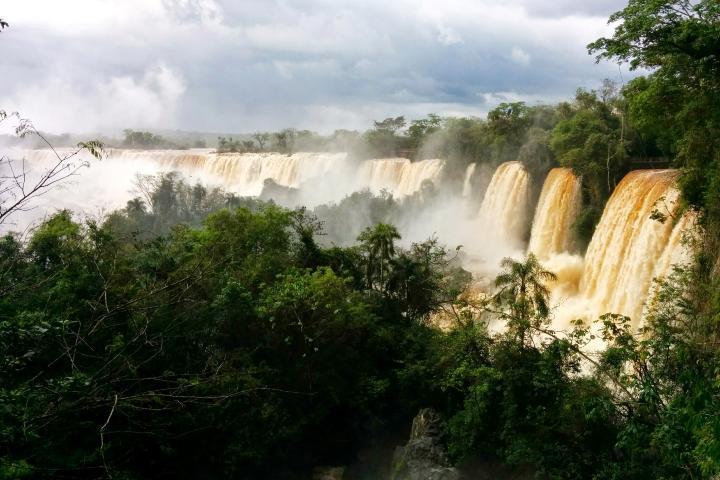 Cataratas de Iguazú Argentina. Foto Julio García Castillo ok
