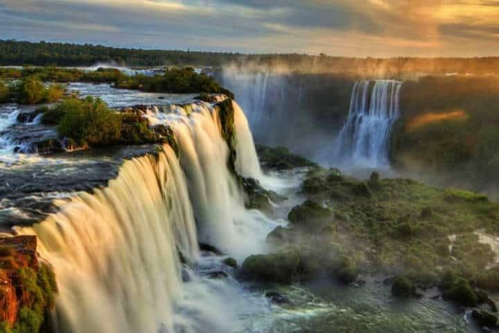 Cataratas de Iguazú en Argentina. Foto Actualidad Viajes