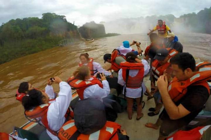 Cataratas de Iguazú. Foto Archivo.