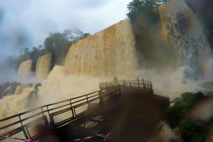 Cataratas de Iguazú. Foto_ Archivo.