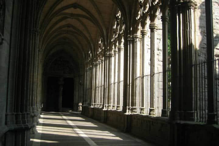 Catedral de Pamplona. España. Foto Neil Cummings 5