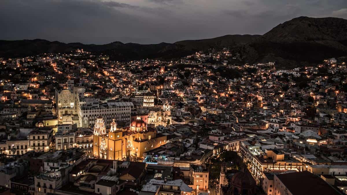 Ciudad de Guanajuato. Foto: adolforamosmatutino117