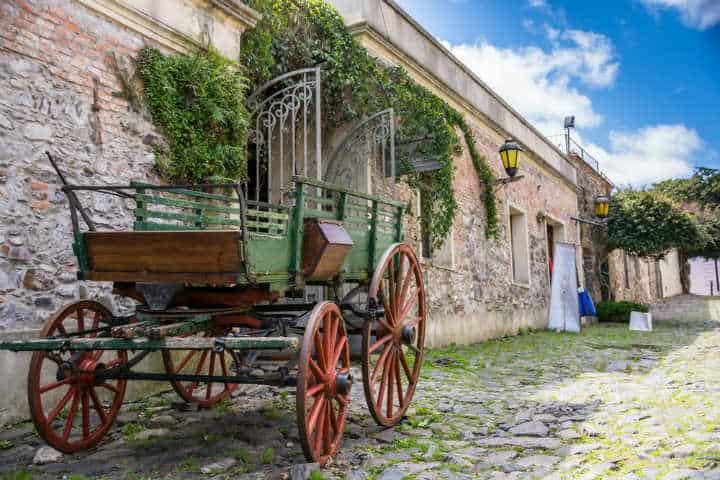 Colonia en Uruguay el lugar donde el tiempo se detuvo.Foto.Sin mapa.4