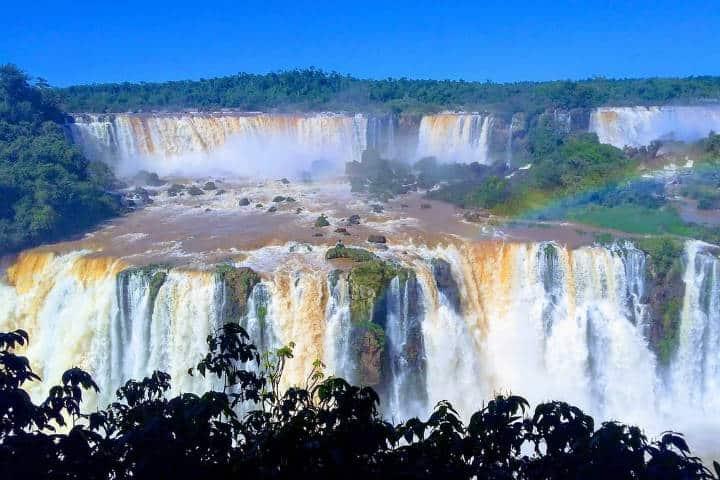 Iguazú en Argentina. Foto Con La Mochila.