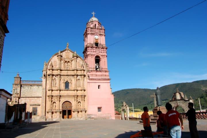 Descubre Tlalpujahua.Foto.Noticias Zitácuaro Michoacán.1