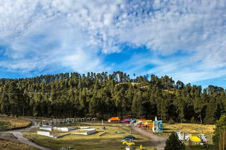 Parque Nacional de los Venados. Foto Descubre Toluca.