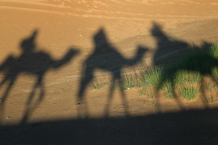 Desierto de Sahara. Foto Elsbeth Zomerdijk
