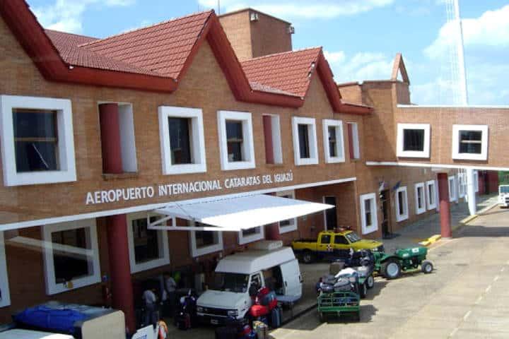 Aeropuerto Internacional Iguazú. Foto EL EFETE.