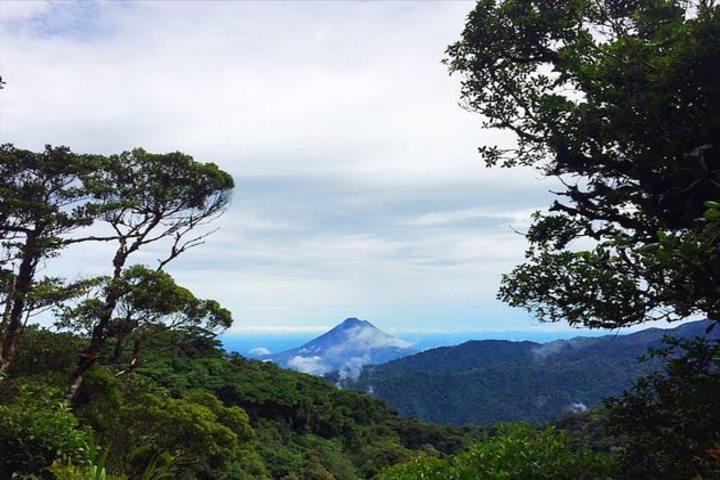 Ecoturismo en Monteverde en Costa Rica. Foto Pinterest.