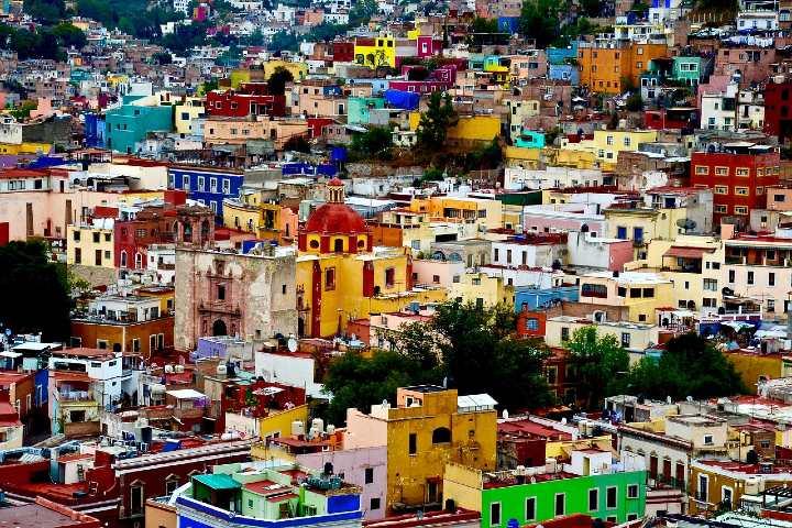 Feria de turismo cultural en Guanajuato. Foto: pepto81