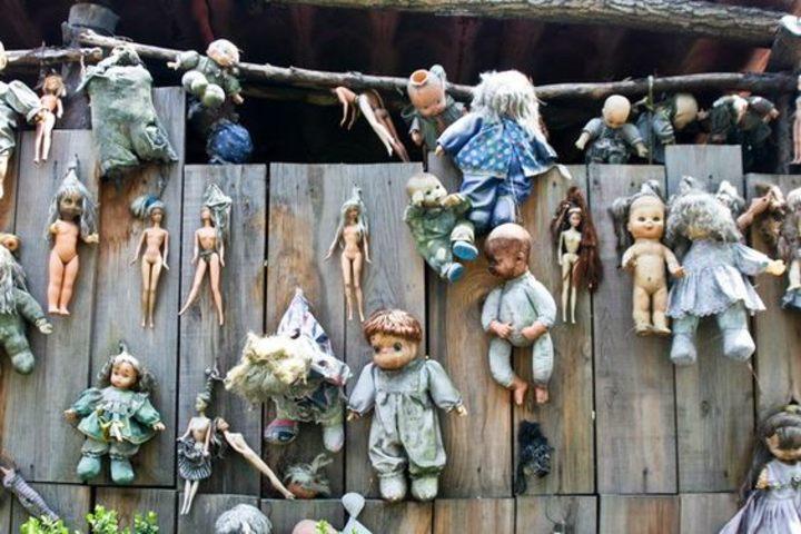 Fin de semana de terror en la CDMX. Foto Isla de las muñecas.