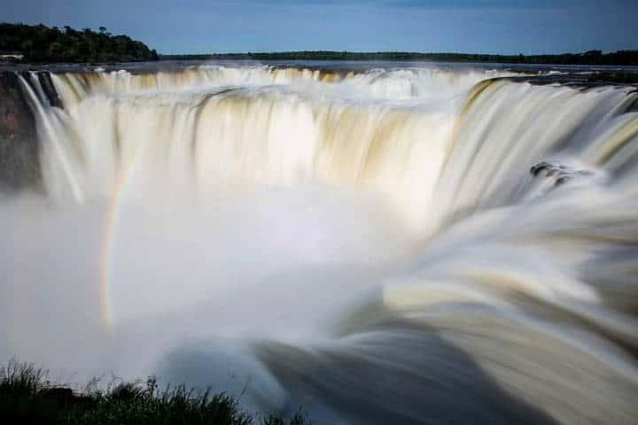La Garganta del Diablo. Iguazú. Foto Flickr.