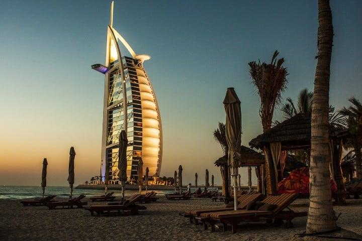 Pasa unas vacaciones increibres y de lujo en Dubai. Foto Free Photos
