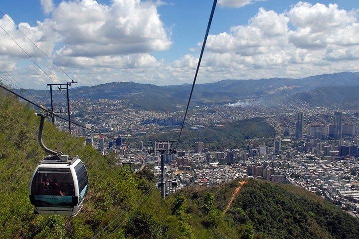 Funiculares y teleféricos de México. Foto: PAULINO MORAN
