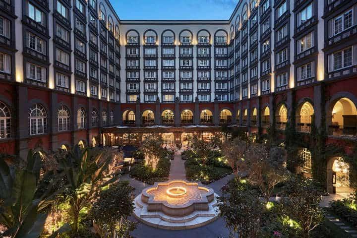 Hotel Four Seasons.México.Energy by Four Seasons.Foto.Four Seasons.1