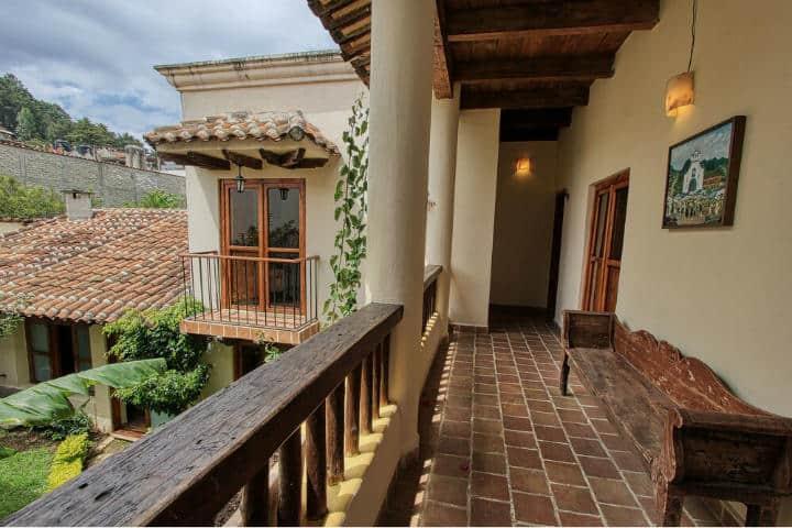 Hotel San Marcos.San Cristóbal de las Casas.Foto.MakeMyTrip.2