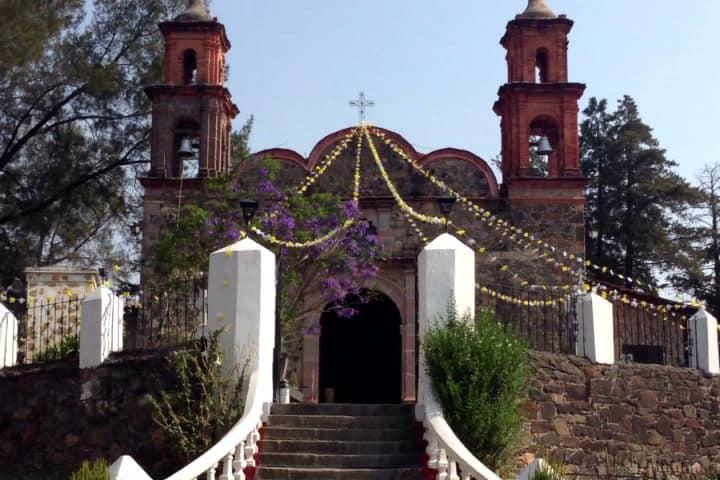Iglesia Sr. del Monte Tlalpujahua.Foto.Tlalpujahuamich.4
