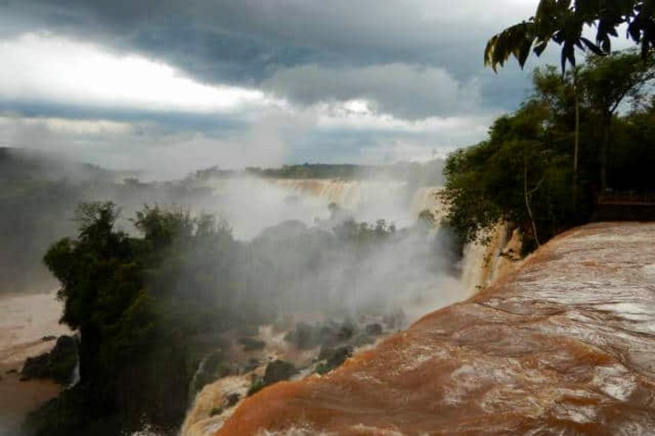 Iguazo. Foto Archivo.
