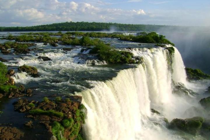 Iguazú. Foto Minube.