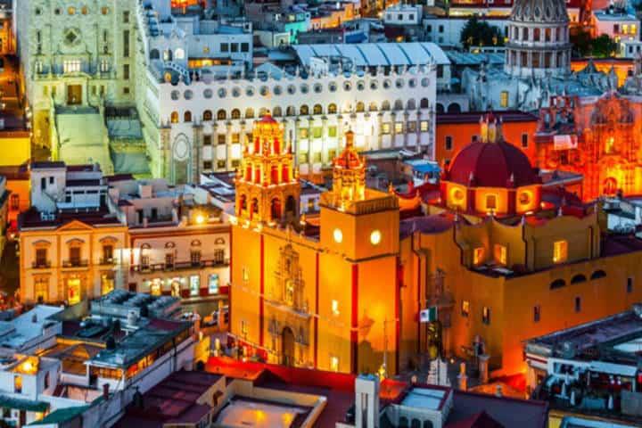 Guanajuato. Foto Infochannel.