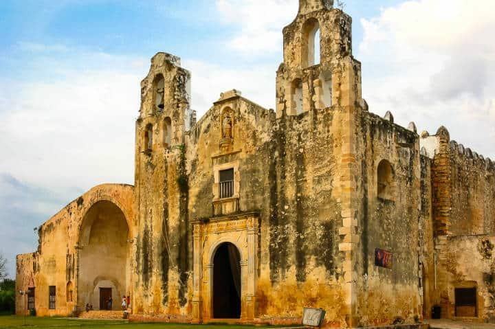 San Miguel Arcángel. Foto Jann Alexander Pairings.