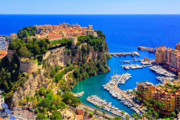 Turismo de lujo en Mónaco. Foto La Nueva Provincia.