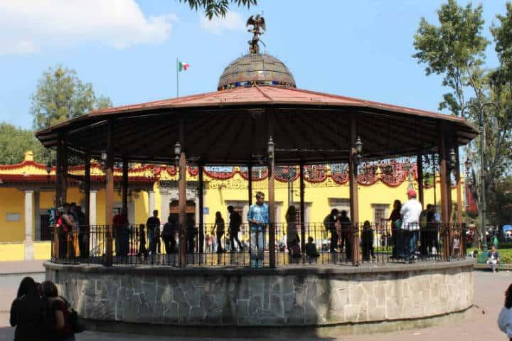 Coyoacán. Foto La Silla Rota.