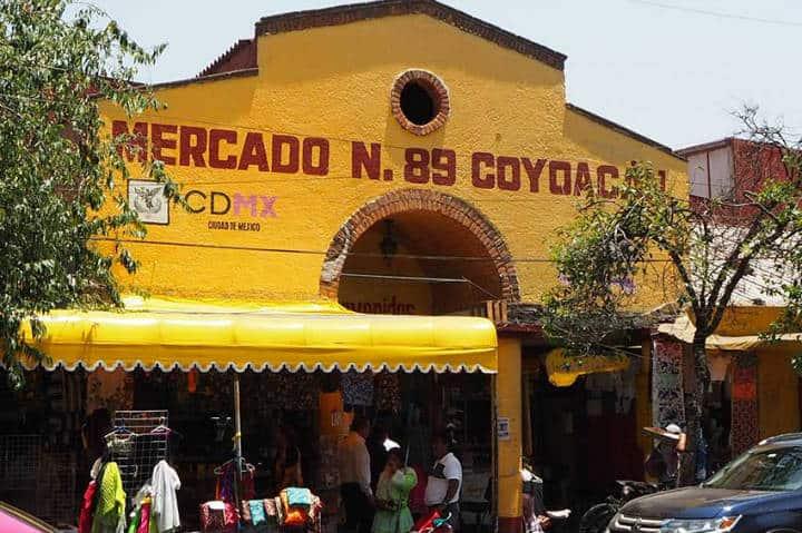Mercado de Coyoacán, los imperdibles de Coyoacán. Foto Mexico News Daily.