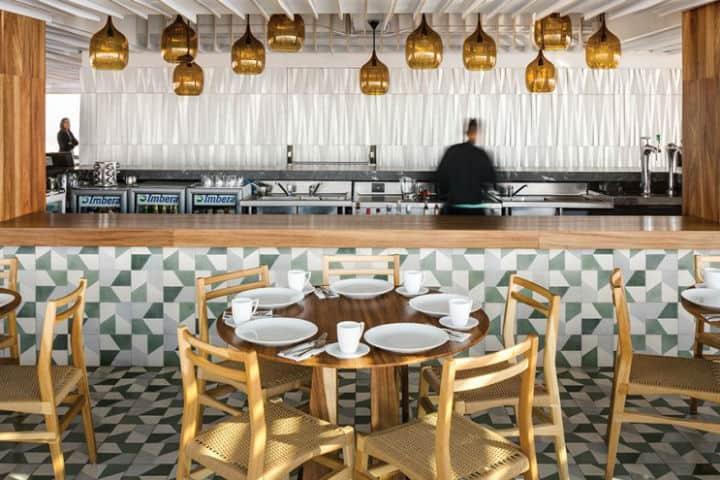 Miralto, Bar. Foto. México design.2