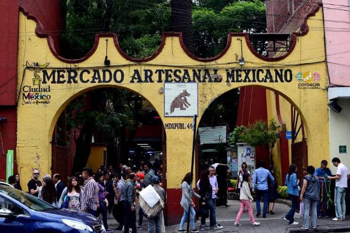 Bazar Artesanal Mexicano. Foto Mundo ES.
