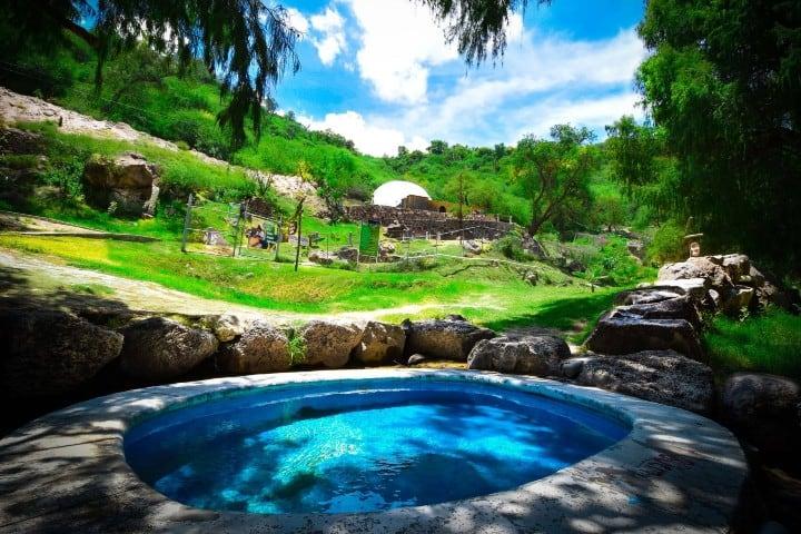 Parque Acuático Ecológico Tlaco.