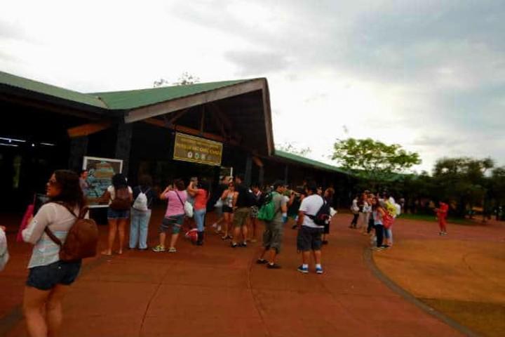 Parque Internacional Cataratas de Iguazú. Foto El Souvenir.