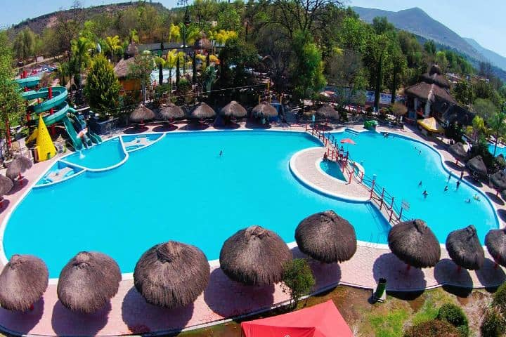 Parque acuático Tlaco. Foto: tlacoac.com.mx