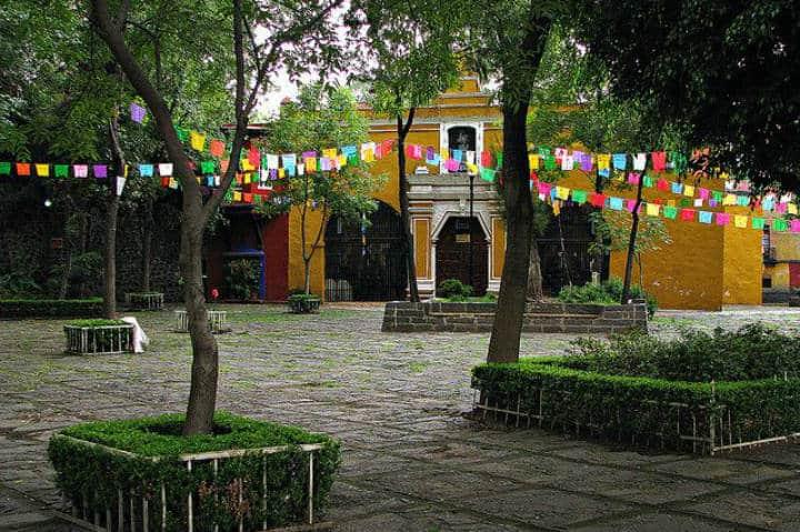 Plaza Santa Catarina. Foto Pinterest.