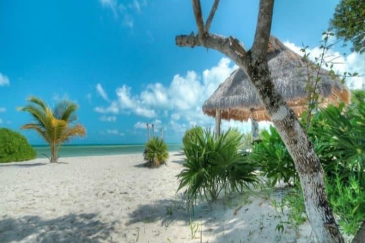Playa de Cozumel.Foto.México Destinos