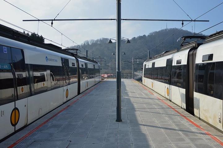 Playlist para viajar en tren. Foto: Gorka Hoyos
