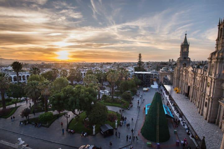 Plaza de Arequipa.Foto.Angelovillalobos44.7