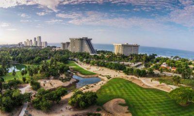 Portada. Resort Mundo Imperial en Acapulco. Foto Archivo 1