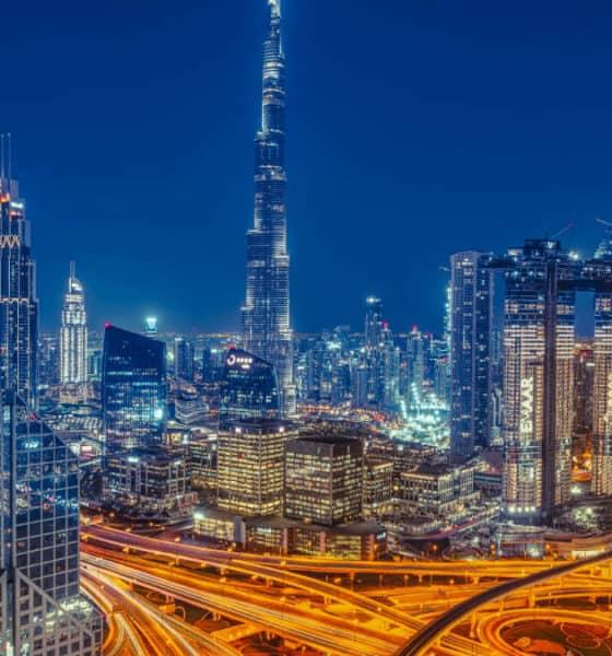 Portada. Vacaciones de lujo en Dubai. Emiratos Árabes Unidos. Foto: ZQ Lee